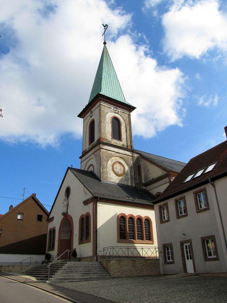 Pfarrkirche Mariä Heimsuchung