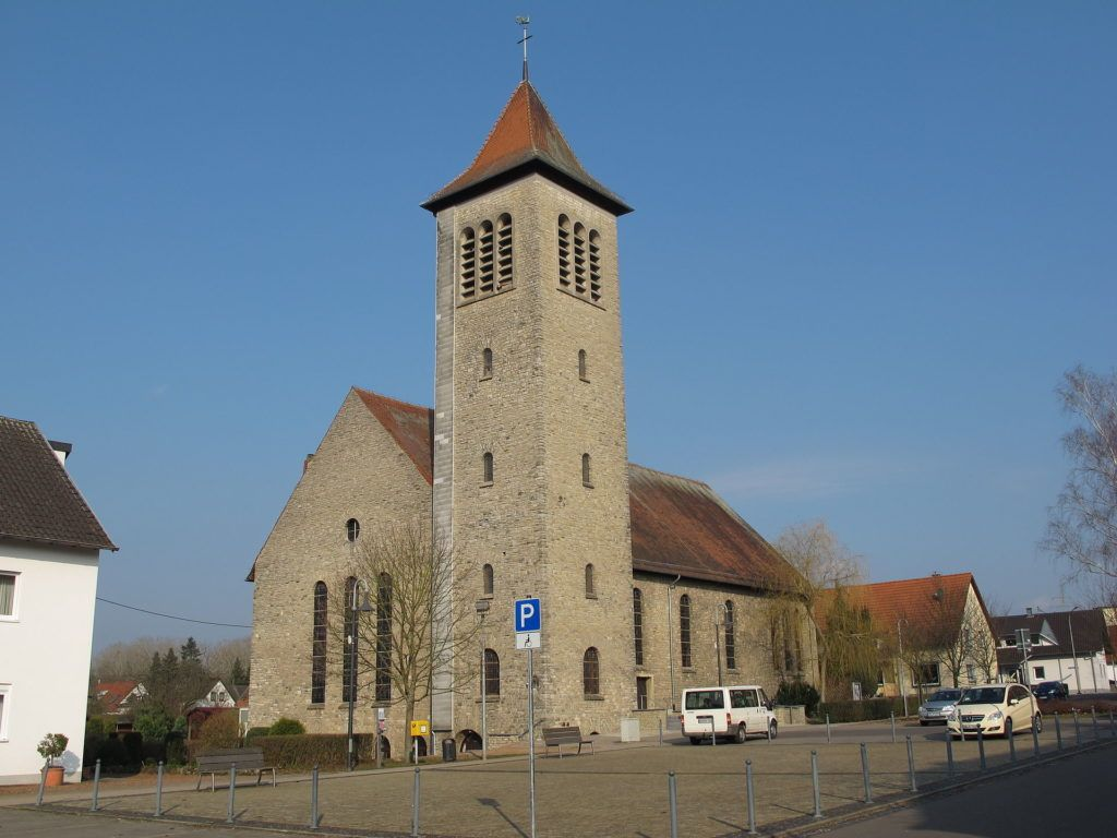 Pfarrkirche St. Lukas